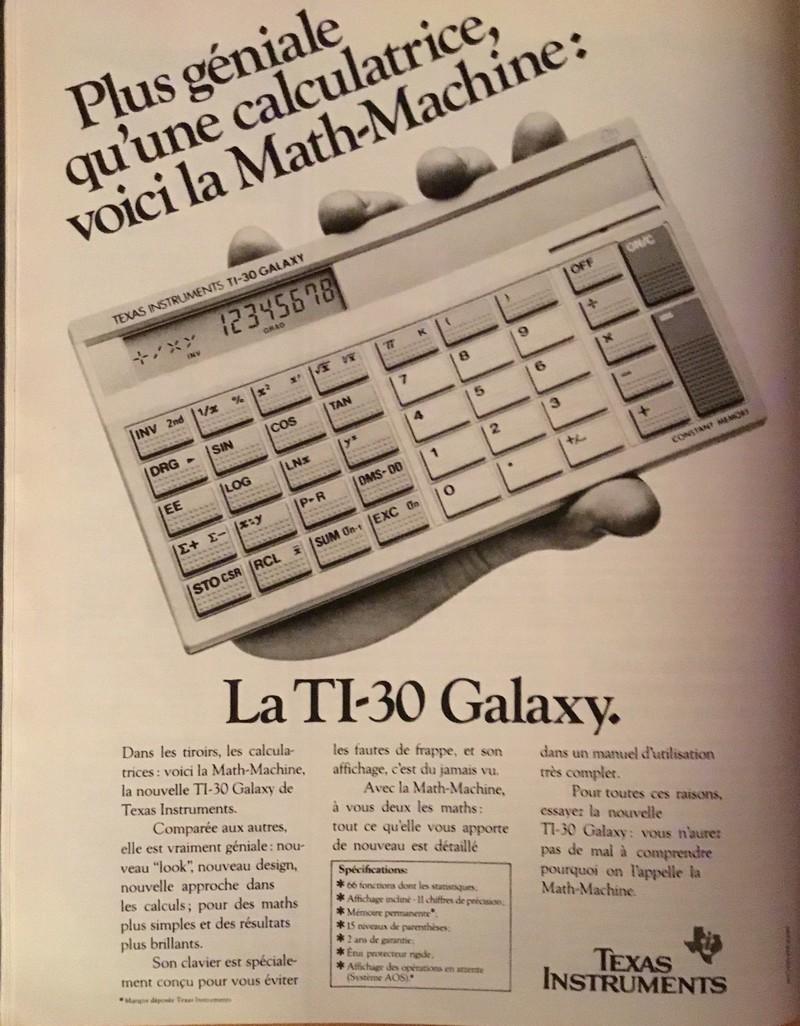 Voici la math machine