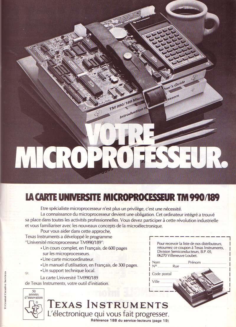 Carte Université Texas 990/189