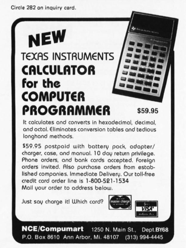 TI Programmer