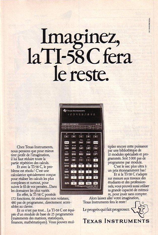 TI 58C